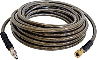 """SIMPSON Cleaning Monster 41030- 3/8"""" x 100' 4500 PSI Cold Water Replacement/Extension Hose"""