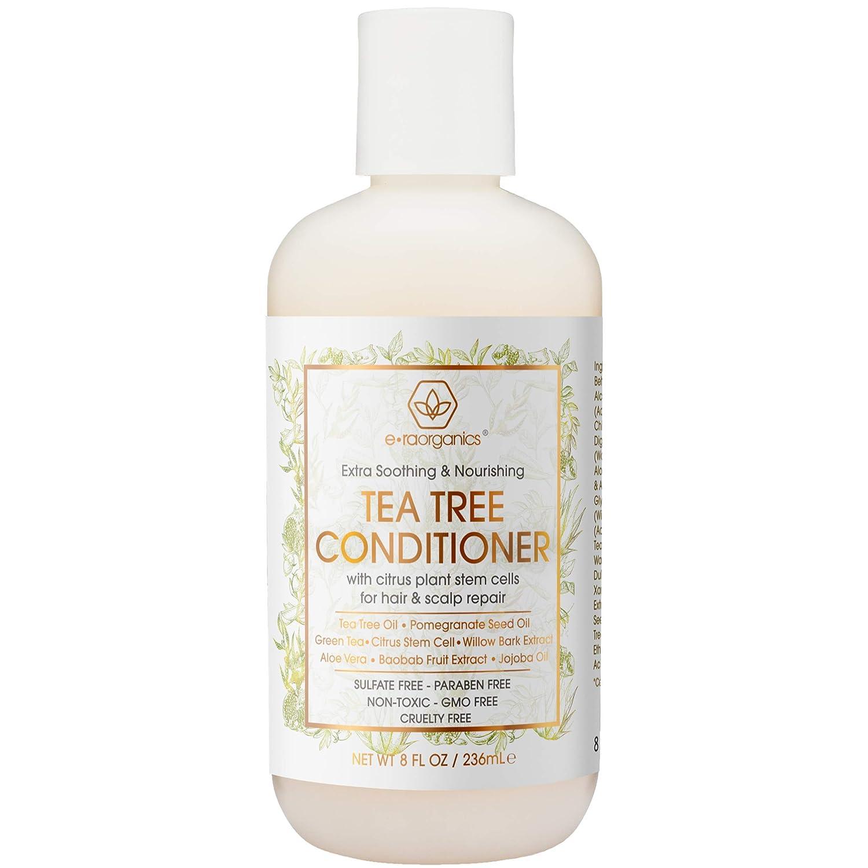 Era Organics Tea Jacksonville Mall Tree Hair Conditioner Free Over item handling ☆ Sulfate Ha Premium -