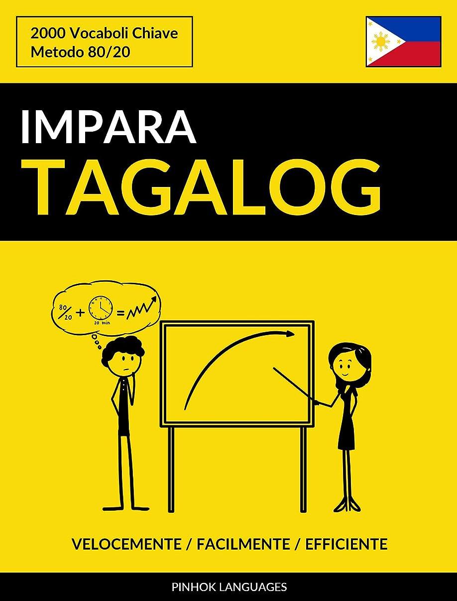 寮可能にするビジュアルImpara il Tagalog - Velocemente / Facilmente / Efficiente: 2000 Vocaboli Chiave (Italian Edition)