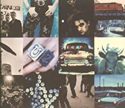 Achtung Baby-Deluxe Edition (2cd)