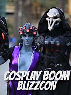 Cosplay Boom: Blizzcon
