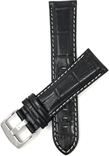 alligator skin watch strap
