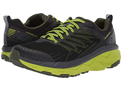 Hoka One One Challenger ATR 5 (Ebony/Black) Men