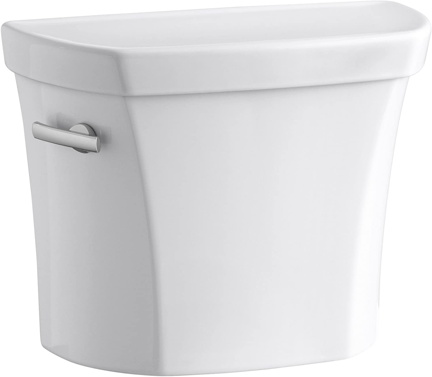 Wellworth 1.0 GPF Max 83% OFF Toilet Tank Trip with sold out White Lever Left-Hand