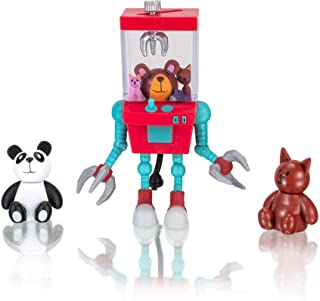 Roblox Imagination Collection - Clawed Companion Figure Pack [Includes Exclusive Virtual Item]