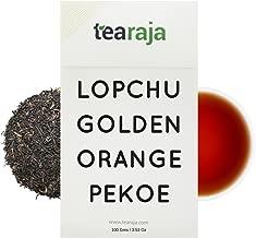 Lopchu Golden Orange Pekoe Darjeeling Leaf Tea 100 Gms 3.53 Oz Fresh 2019 Flush Tea
