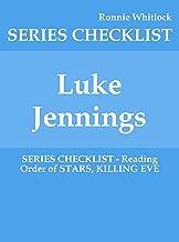 Luke Jennings - SERIES CHECKLIST - Reading Order of STARS, KILLING EVE
