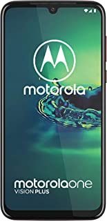 Motorola One Vision Plus, 4GB RAM, 128GB ROM, Dual SIM (Amazon Exclusive) - Crystal Pink / 1 yr Brand Warranty