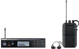 Shure Sistema de Monitoreo Personal con Auriculares P3TR112GR