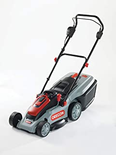 Oregon 581683 LM300 Lawnmower-Tool Only, Black, Grey and Red