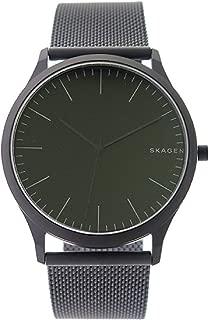 [スカーゲン] SKAGEN 腕時計 クオーツ SKW6422 ブラック/ブラック メンズ [並行輸入品]