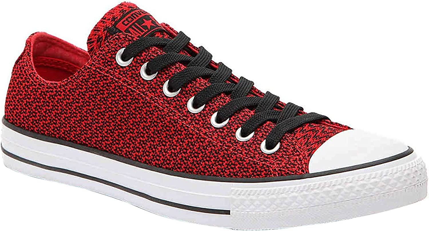 Converse Mens Chuck Taylor All Star Ox Textile Trainers