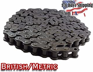 06B Metric Standard Roller Chain 10 Feet with 1 Connecting Link