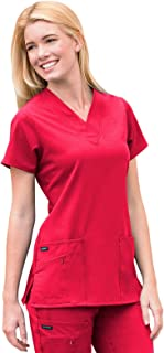 Jockey 2206 Women's Classic V-Neck Stretch Top - Comfort Guaranteed