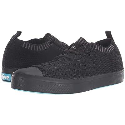 Native Shoes Jefferson 2.0 Liteknit (Jiffy Black/Jiffy Black) Shoes