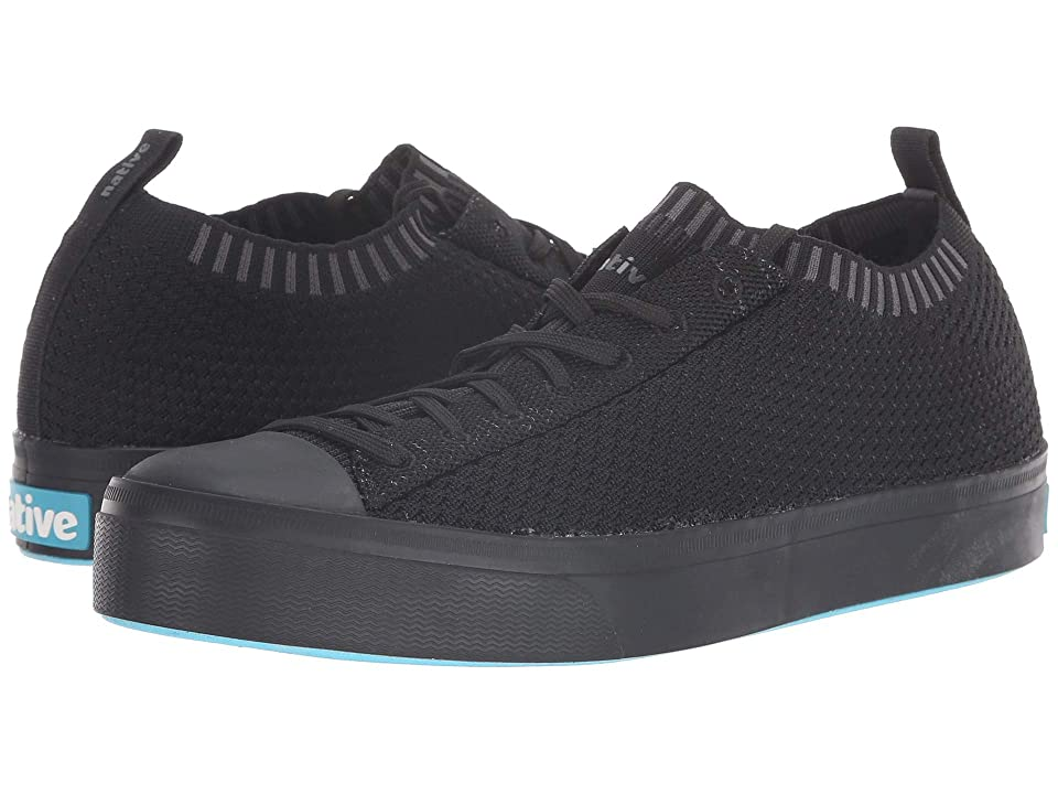 Native Shoes Jefferson 2.0 Liteknit (Jiffy Black/Jiffy Black) Shoes