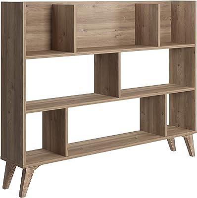 Movian Frame Dion Bookcase-Oak