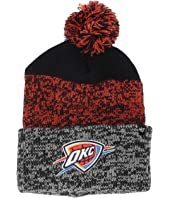 Oklahoma City Thunder Static Cuff Knit