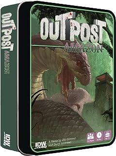 Outpost Amazon Strategy Game