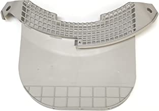 OEM LG Dryer Lint Filter Cover Guide Shipped With LG DLEX4270W, DLG2602R, DLG2602W, DLG2702V, DLG3051W