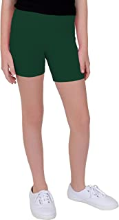 Girl's Cotton Bike Shorts