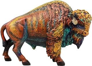 buffalo garden sculpture