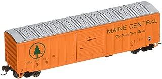 Bachmann Industries Maine Central ACF Outside Braced Sliding Door Box Car (N Scale), 50'6