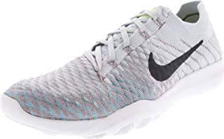 7db3c26e571d4 Nike Womens Free Tr Flyknit 2 Fabric Low Top Lace Up Running Sneaker
