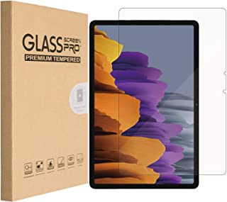 TERSELY Screen Protector for Samsung Galaxy Tab S7 11inch, HD Clear Anti-Scratch No Bubble 9H Hardness Tempered Glass(Mode...
