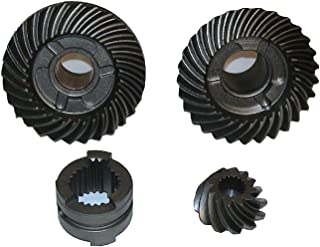 Lower Unit Gears - 4 piece Gear Set for Johnson Evinrude 40-50 HP Outboard Motor 1989-2005