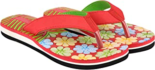 Shoefly 9045 Red Latest Collection of Casual Flip Flop for Women