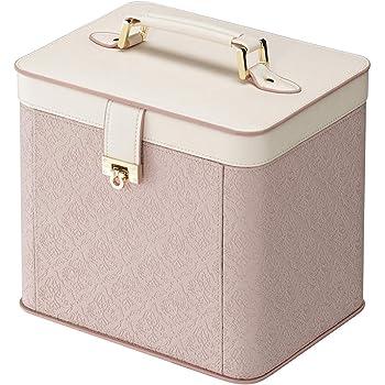 カスタマイズできるとっておきのメイクボックス アラベスク レギュラー ピンクベージュ