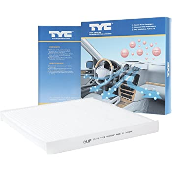 TYC 800038P Toyota//Pontiac Replacement Cabin Air Filter
