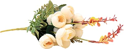 Itsy Bitsy- Artificial Flower Garden Rose Pearl 13 Inch1 pc