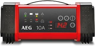 AEG Automotive 97024 Mikroprozessor Batterie Ladegerät LT 10 Ampere für 12 / 24 V,..