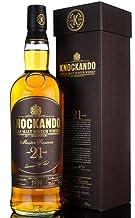 Knockando 21 Years Old Master Reserve mit Geschenkverpackung Whisky, 700 ml