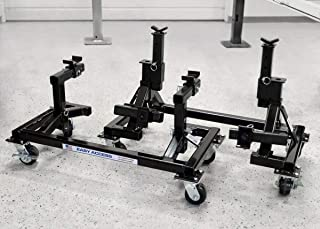 Steel Valley Lifts Easy Access Car Dolly