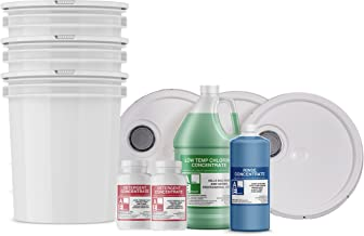 Amazon.com: Sampler Pack w/cubos (1-detergent, 1-sanitizer ...