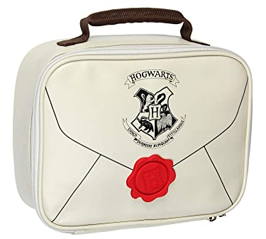 Harry Potter Letters to Hogwarts Insulated Lunch Box