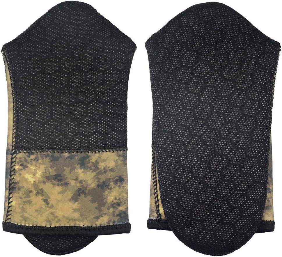 LayaTone Tauchsocken 5mm Neoprensocken Herren Surfen Stiefel Boots Tauchen Schnorcheln Spearfishing Socken Erwachsene Schwimmen Wassersport