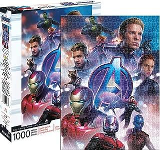 Aquarius Marvel Avengers End Game 1000 Pc Puzzle, Multi Color