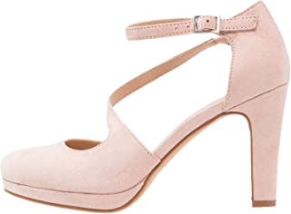 Anna Field High Heel Sandalette silver