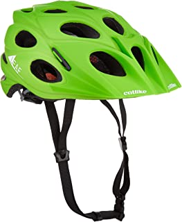 Catlike Leaf MTB Ventilated Mountain Bike Helmet with Visor