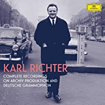Complete Recordings On Archiv Produktion And Deutsche Grammophon [97 CD / 3 Blu-ray Box Set]