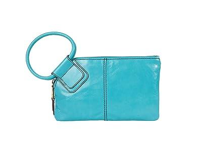Hobo Sable (Aqua 1) Clutch Handbags