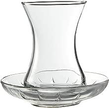 Paşabahçe Diamond Çay Seti, 125 ml, 6 Parça