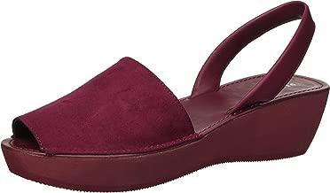 Kenneth Cole REACTION Women's Fine Glass Platform Sandal Wedge