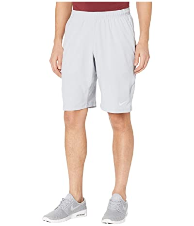 Nike N.E.T. 11 Woven Short (Sky Grey/White) Men