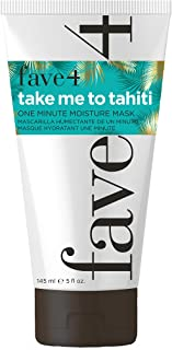 fave4 hair Take Me To Tahiti One Minute Moisture Hair Mask