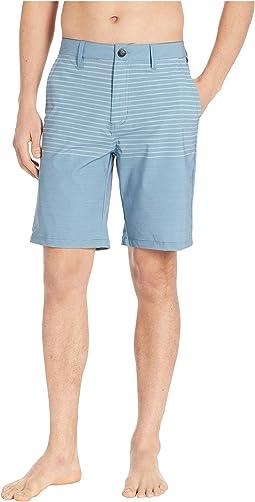 Authentic Stripe Boardshorts
